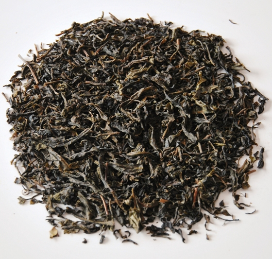 Shan Tea: from wild C.S. Assamica large-leaf tea tree in north Thailand, Pu Erh syle processing