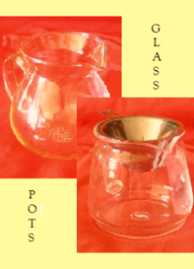 Glass Tea Pots