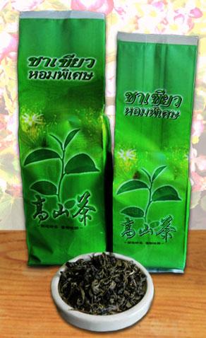 Dms Bai Yai Assamica Green Tea Siam Tea Shop