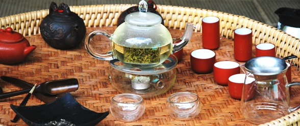 Artisan High Mountain Bi Luo Chun Gong Fu Cha