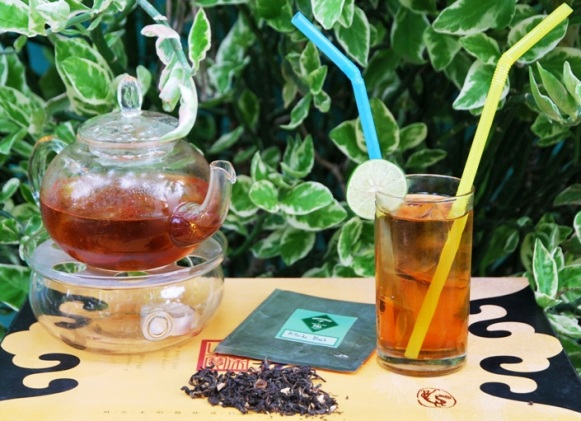Hillside Blend Black Aromatic Black Tea Blend as iced tealack tea and aromatic blend
