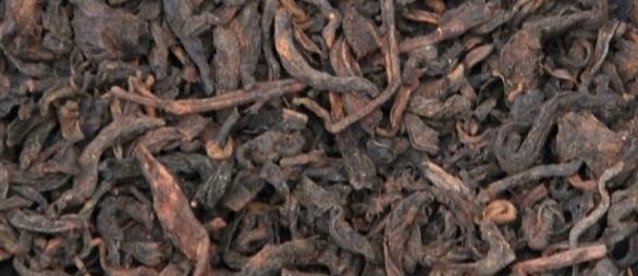 Ripe Pu Erh Tea from Lincang, Yunnan , China
