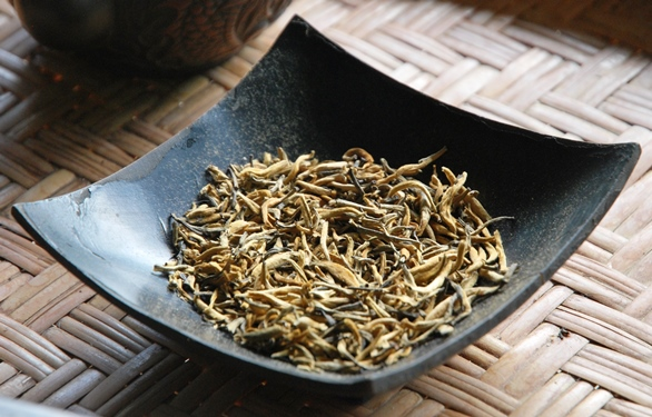"Black Tea from Fengqing area, Yunnan province (""Dianhong Cha""), China"