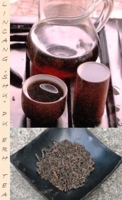 Lincang Fermented (shu) Pu Erh Tea