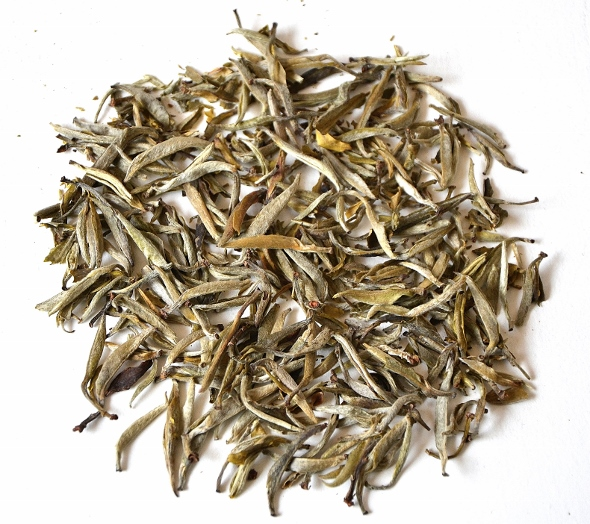 "Pure Buds of Fuding ""Da Bai"" White Tea cultivar: Fuding Silver Needle"