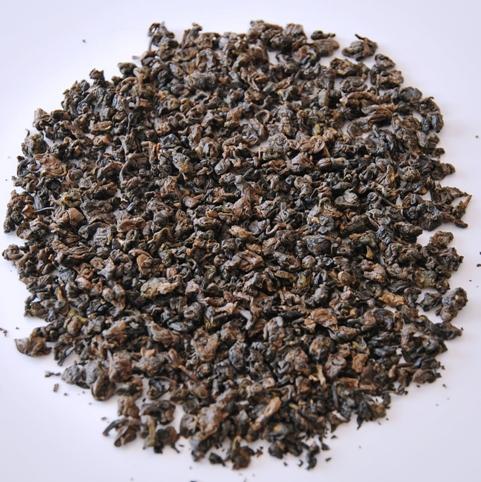 Schwarzer Tee aus Nordthailand, gerollt
