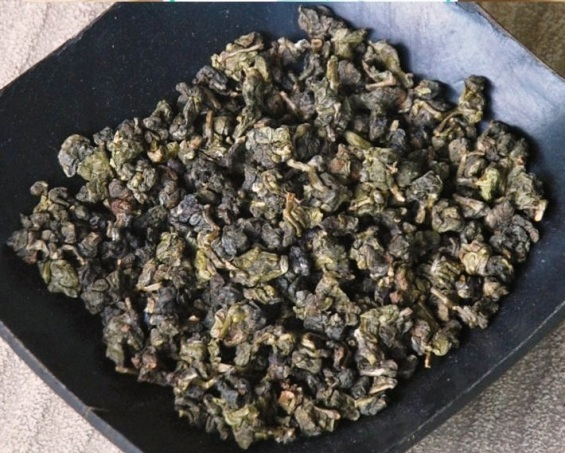 Winter harvest of Jin Xuan No. 12 Oolong tea