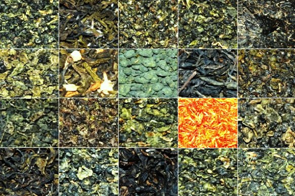 "Thai Tea Wholesale: ""20 Teas of Thailand"""