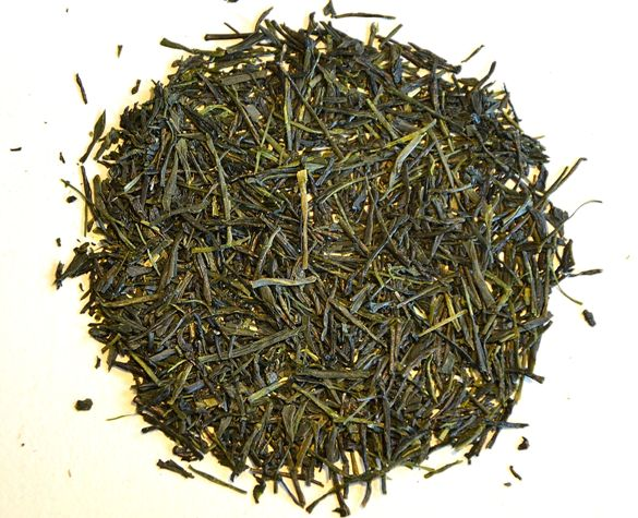 Shinsha Gyokuro Wakana: first flush shaded green tea