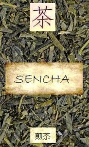 Unshaded Japanese Sencha Green Tea