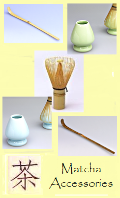 Matcha Tea Accessories
