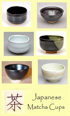 Japanese Matcha Bowls