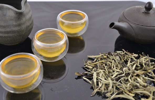Health and Environment - Ancient Tree White Moonlight Tea from ancient wild tea trees in Yunnan
