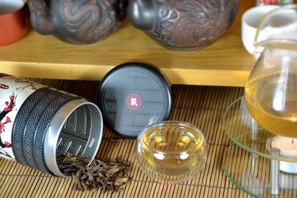 Wild Purple Buds Sheng Puerh Tea