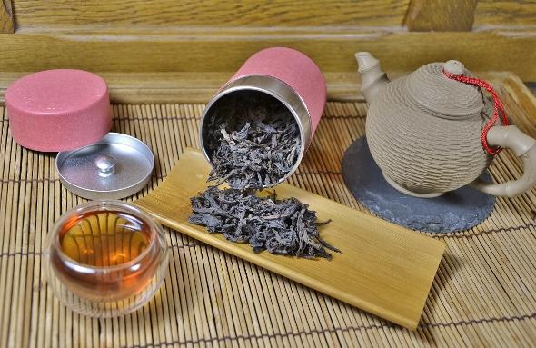 Banyan Premium Shui Xian Wuyi Rock Oolong Tea