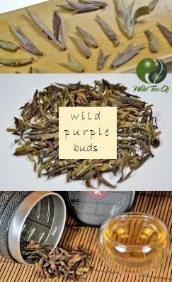 Raw (unripened, 'sheng') Puerh tea, Lancang River, Yunnan, China