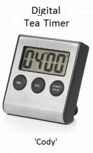 41449 Digital Tea Timer 'Cody'
