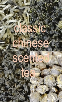 Chinese Scented Teas