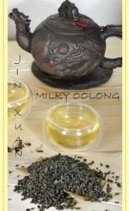 Jinxuan Milky Oolong Tea