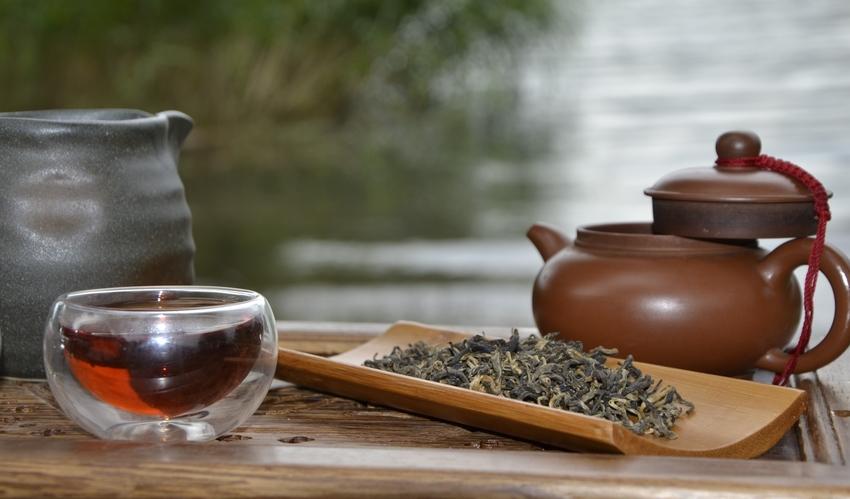 Tea at the Lake - 2