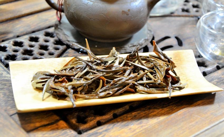 White Moonlight Tea - white tea from Xiangkhoung, Laos