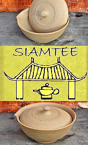 SiamTeas Signature Shiboridashi - 100% hand-crafted according to SiamTeas specifications